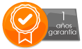 Icono diferenciador de 1 año de garantía