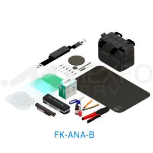 kit de conectorizado anaerobico basico