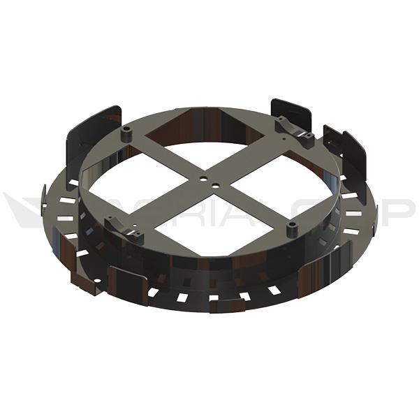 Almacenador Plástico de Cable ADSS 300MM