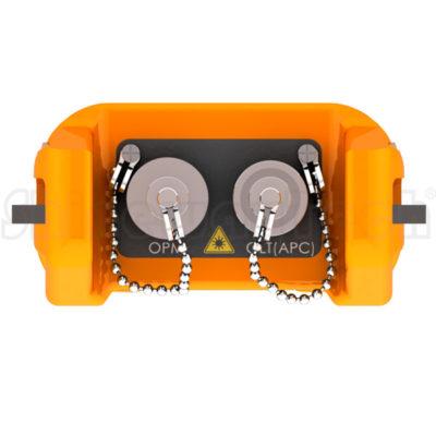 medidor inteligente de perdida optica
