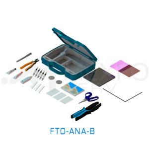kit de conectorizado anaerobico básico