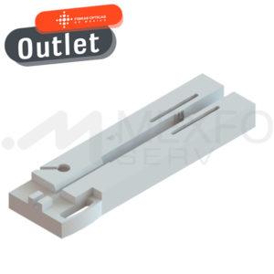 Herramienta de ensamble conectores prepulidos sc 3MM