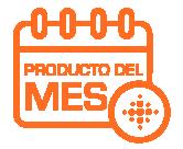 Logo producto del mes