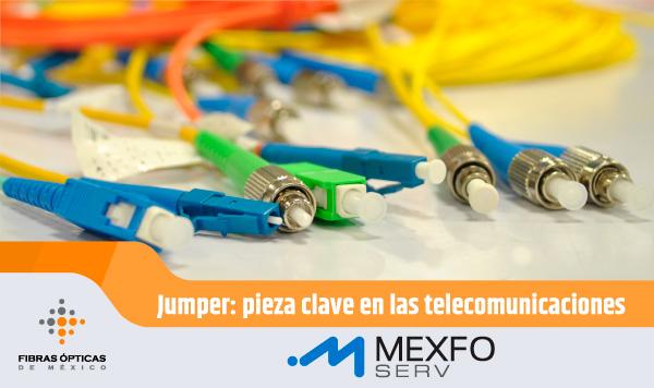 Jumpers una pieza clave en las telecomuncaciones